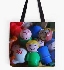 Precious childhood  Tote Bag