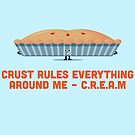 Character Building - Crust rules everything around me… by SevenHundred
