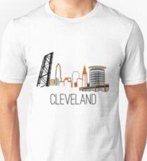 CLE Skyline III Unisex T-Shirt