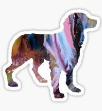 Brittany Spaniel  Sticker
