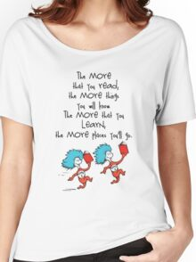 Read Across America Day 2016 Women's Relaxed Fit T-Shirt