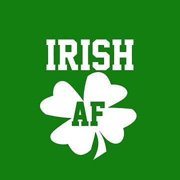 Irish AF by geekingoutfitte
