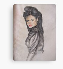 Lost Girl Canvas Print