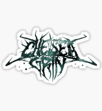 Chelsea Grin Apparel Sticker