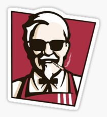 DANK COLONEL  Sticker