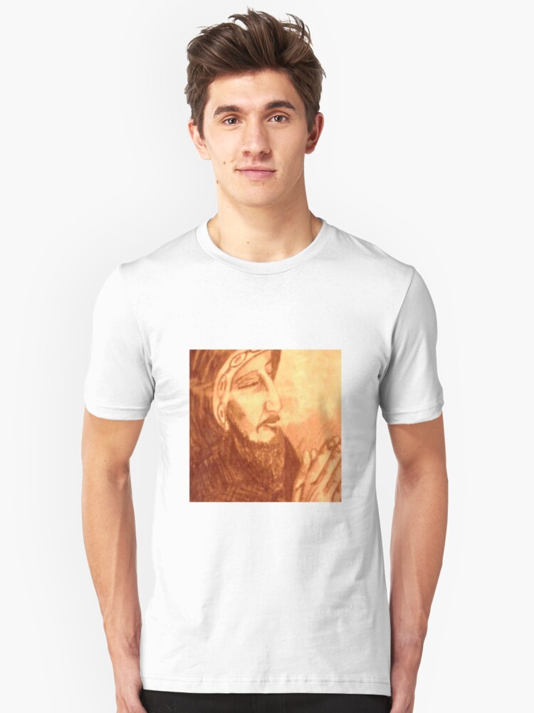 Holy Smokes Unisex T-Shirt Front