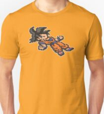 Isometric Gamer - Son-Goku (DBZ) Unisex T-Shirt