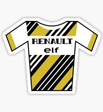 Retro Jerseys Collection - Renault Sticker