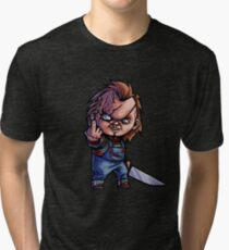 The Killer Doll Tri-blend T-Shirt