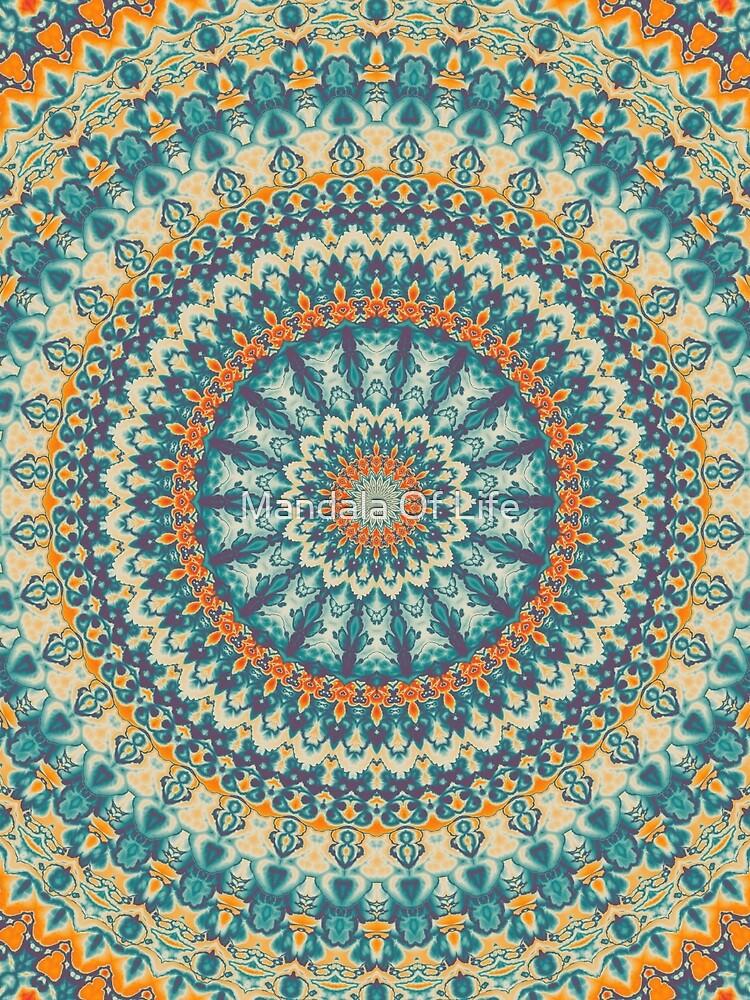 Mandala 2 von PatternsofLife