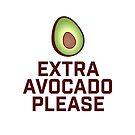 Extra Avocado Please by TinyBee