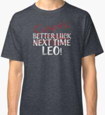 congrats leo! Classic T-Shirt