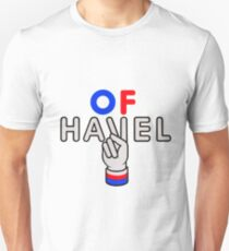 Václav Havel-Civil Forum T-shirt unisexe