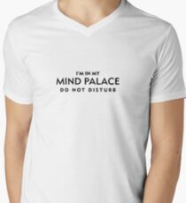 Mind Palace Black T-Shirt