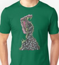 Messy Eyeball Vomit Unisex T-Shirt