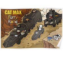 Cat Max: Furry Road Poster
