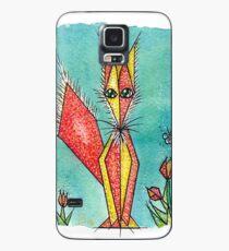Old fox Case/Skin for Samsung Galaxy
