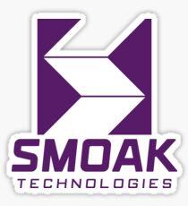 Smoak Technologies - Star City 2046 Sticker