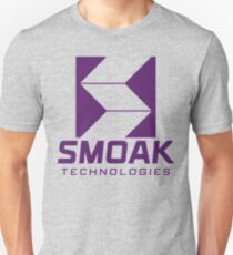 Smoak Technologies - Star City 2046 Unisex T-Shirt