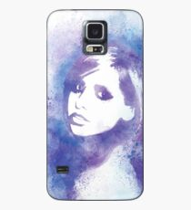 SMG Watercolor Portrait Case/Skin for Samsung Galaxy