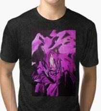 Grim Reaper Graphic Tri-blend T-Shirt