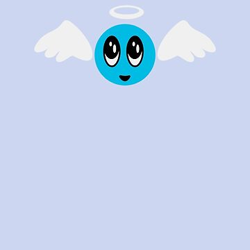 Angel Smiley (blue) VRS2 by vivendulies