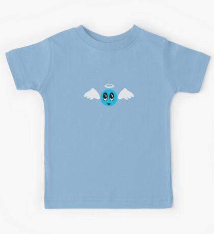 Angel Smiley (blue) VRS2 Kids Clothes