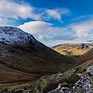 Wasdale Valley Panorama by JMChown