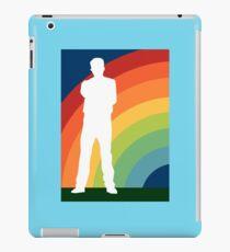 big gay rainbow iPad Case/Skin