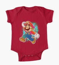Mario Wahoo Kids Clothes