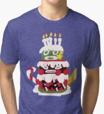 Bundt - SMRPG Cake Tri-blend T-Shirt