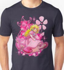 Flowery Princess Peach Unisex T-Shirt