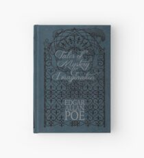 Classic Titles Notebook - Poe Hardcover Journal