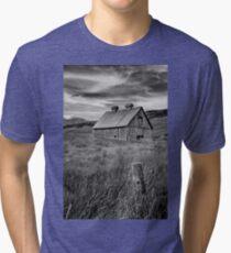 Be & Dubya Barn Tri-blend T-Shirt