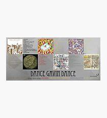 Dance Gavin Dance Discography  Photographic Print