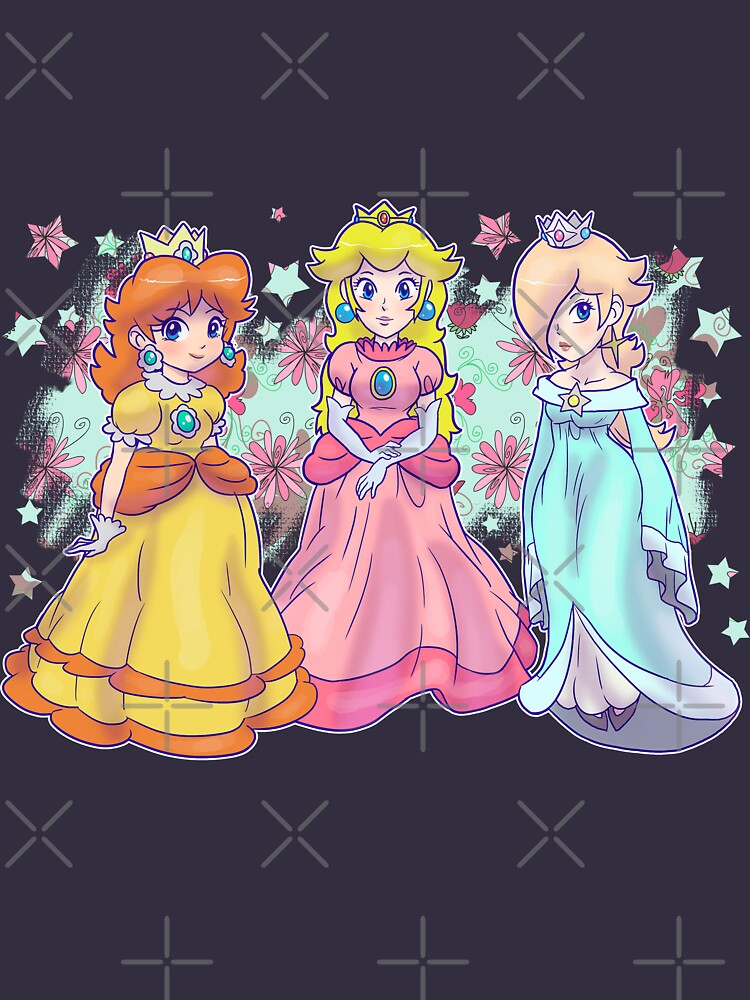 Have passed Princess peach daisy rosalina remarkable message