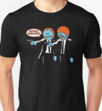 Mr. Meeseeks - Pulp Fiction parody T-Shirt