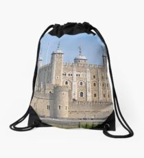 TOWER OF LONDON 2 Drawstring Bag