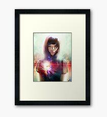 Inner Flame Framed Print