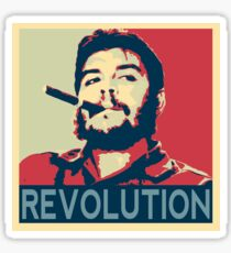 Che Geuvara Revolution Sticker