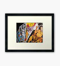The Tarot Framed Print