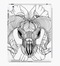 Rams Horns iPad Case/Skin