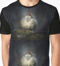 bird in the night Graphic T-Shirt