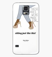Lous were Made For... Case/Skin for Samsung Galaxy
