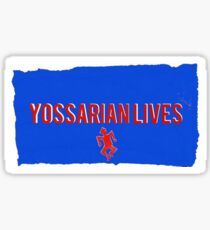 Yossarian Lives Sticker