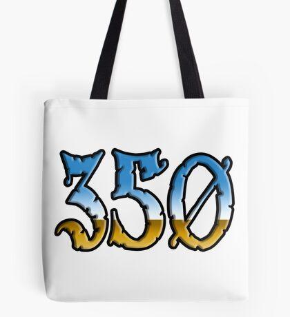 350 chrome style Tote Bag