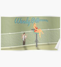 Wendy Peffercorn (The Sandlot) Poster