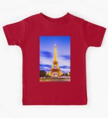 Eiffel Tower 7 Kids Clothes
