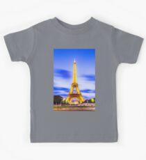 Eiffel Tower 7 Kids Tee