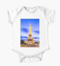 Eiffel Tower 7 One Piece - Short Sleeve